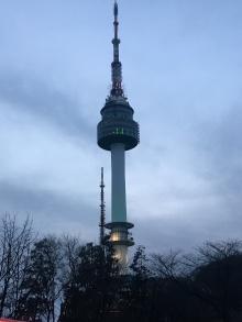 seoul-namsan tower